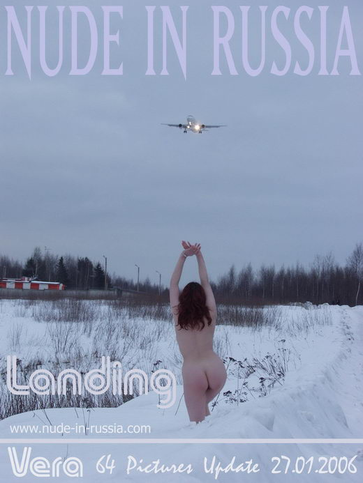 Vera - `Landing` - for NUDE-IN-RUSSIA