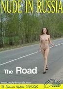 Olla in The Road gallery from NUDE-IN-RUSSIA