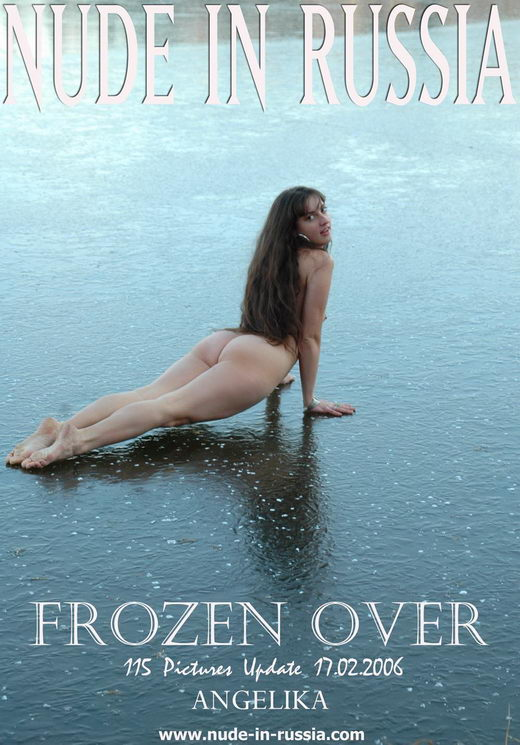 Angelika - `Frozen Over` - for NUDE-IN-RUSSIA