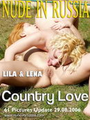 Lila & Lena in Country Love gallery from NUDE-IN-RUSSIA