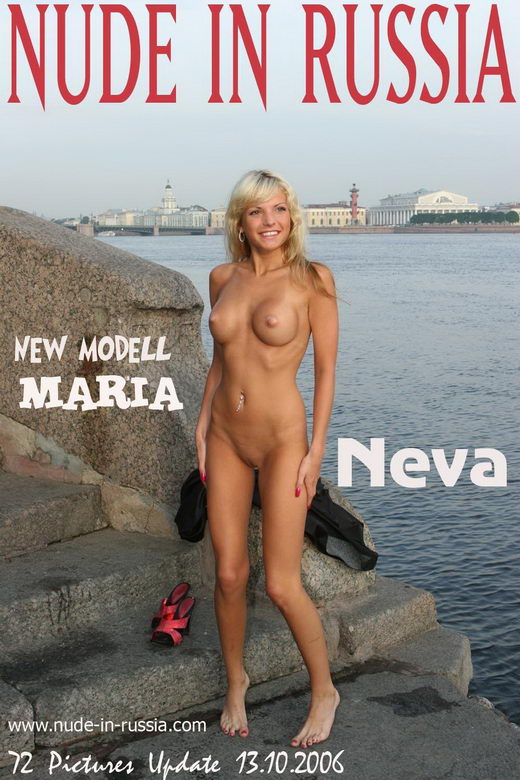 Maria - `Neva` - for NUDE-IN-RUSSIA