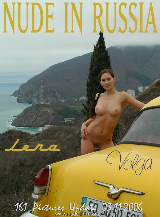 Lena - `Volga` - for NUDE-IN-RUSSIA