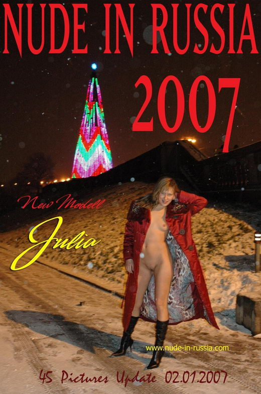 Julia - `2007` - for NUDE-IN-RUSSIA