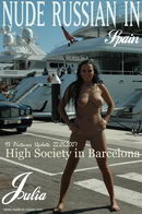 High Society in Barcelona