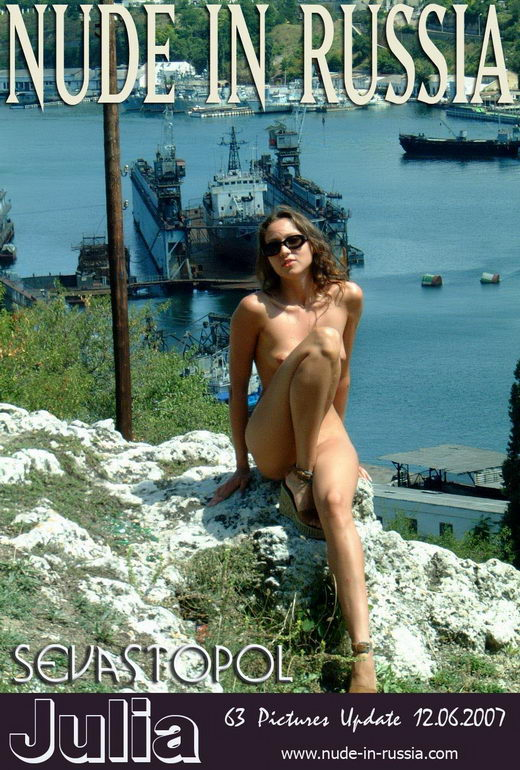Julia - `Sevastopol` - for NUDE-IN-RUSSIA