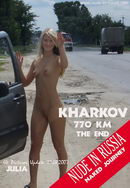 Julia - Naked Russia - Part VIII - The End