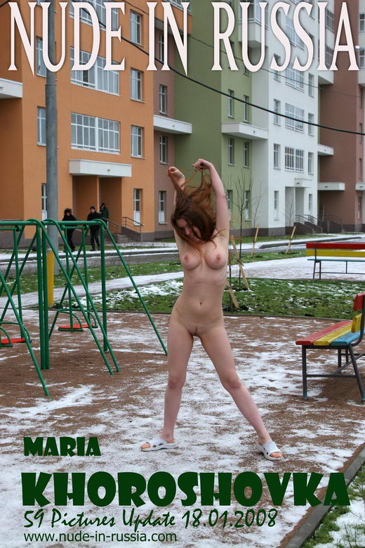 maria - `Khoroshovka` - for NUDE-IN-RUSSIA