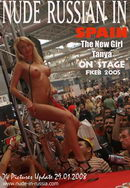 Tanya in On Stage gallery from NUDE-IN-RUSSIA