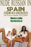 Maria & Julia - Nurses