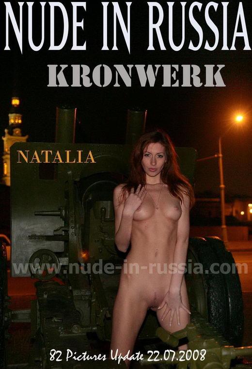 Natalia - `Kronwerk` - for NUDE-IN-RUSSIA