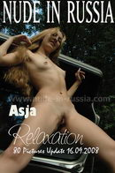 Asja in Relaxation gallery from NUDE-IN-RUSSIA