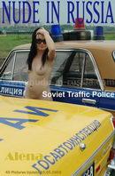 Soviet Traffic Police