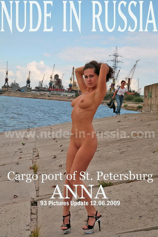 Anna - `St.Petersburg` - for NUDE-IN-RUSSIA