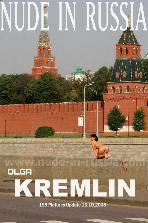 Olga - `Kremlin` - for NUDE-IN-RUSSIA