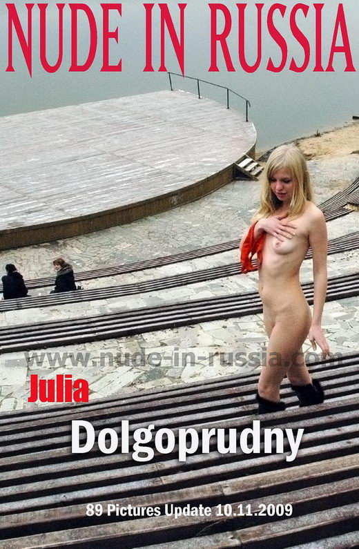 Julia - `Dolgoprudny` - for NUDE-IN-RUSSIA