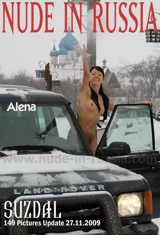 Alena - `Suzdal` - for NUDE-IN-RUSSIA