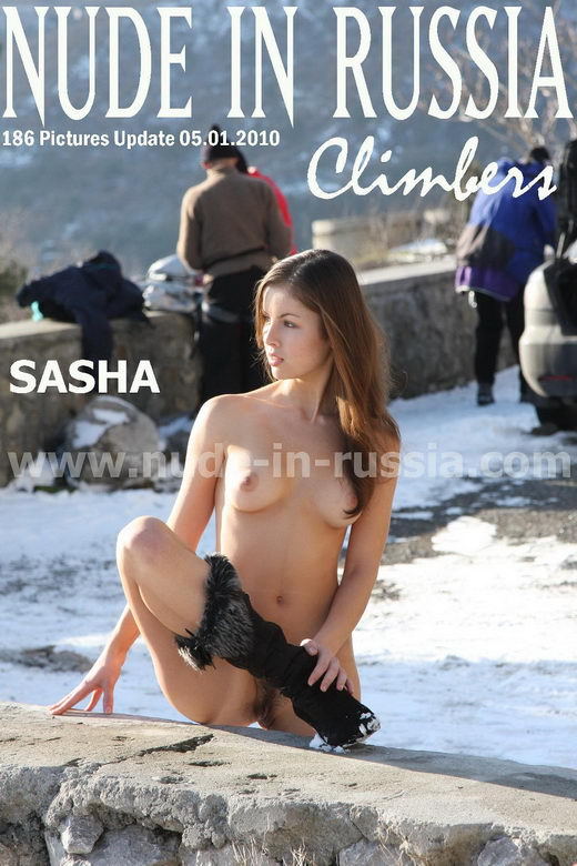 Sasha - `Climbers` - for NUDE-IN-RUSSIA