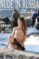 Sasha in Climbers gallery from NUDE-IN-RUSSIA