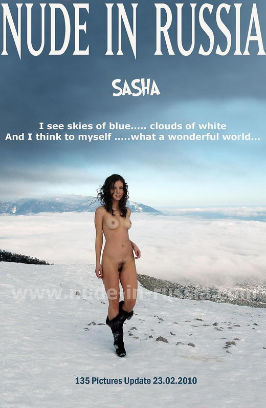 Sasha - for NUDE-IN-RUSSIA