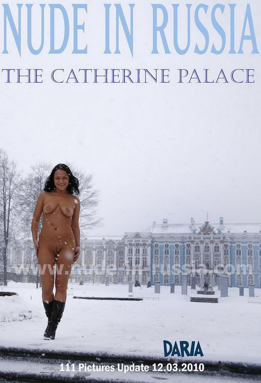 Daria - `The Catherine Palace` - for NUDE-IN-RUSSIA