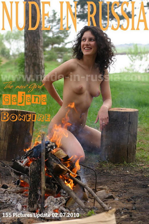 Gajane - `Bonfire` - for NUDE-IN-RUSSIA