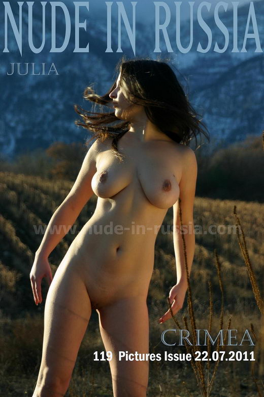 Julia - `Crimea` - for NUDE-IN-RUSSIA