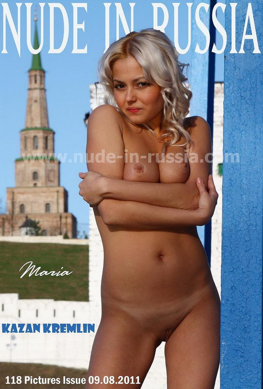Maria - `Kazan` - for NUDE-IN-RUSSIA