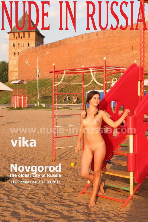 Vika - `Novgorod` - for NUDE-IN-RUSSIA