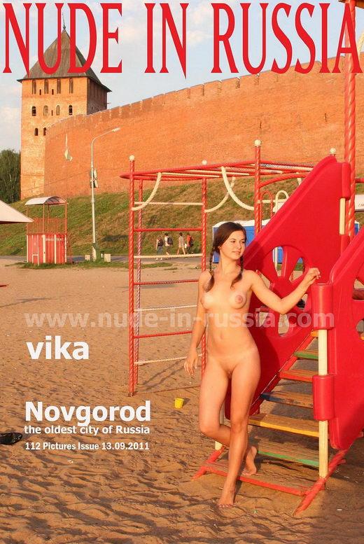Vika - `Novgorod` - for NUDE-IN-RUSSIA