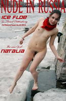 Natalia in Ice Flow gallery from NUDE-IN-RUSSIA