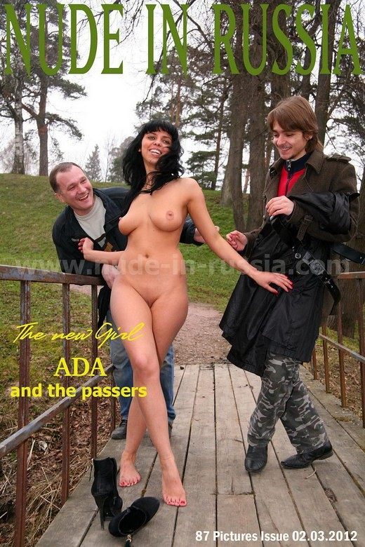 Ada - `...and the Passers` - for NUDE-IN-RUSSIA