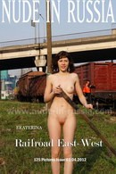 Railroad East-West