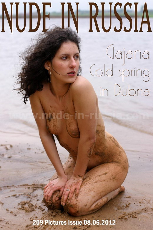 Gajana - `Cold Spring in Dubna` - for NUDE-IN-RUSSIA