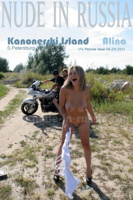 Alina G & Alina  from NUDE-IN-RUSSIA
