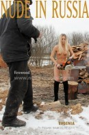 Evgenia in Firewood gallery from NUDE-IN-RUSSIA