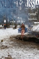 Dana in Bonfire gallery from NUDE-IN-RUSSIA