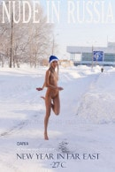 Daria in New Year in Far East gallery from NUDE-IN-RUSSIA