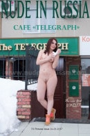 Rimma in Cafe Telepgarph gallery from NUDE-IN-RUSSIA
