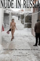 Alisa in Tatar Town in the Mountain Al-Petri gallery from NUDE-IN-RUSSIA