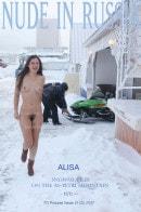 Alisa - Snowmobiles on the Ai-Petri Mountain -15