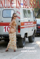 Jana A in Crimean Ambulance gallery from NUDE-IN-RUSSIA