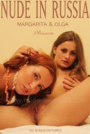 Margarita S & Olga W in Pleasure gallery from NUDE-IN-RUSSIA