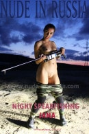 Jana in Night Spearfishing gallery from NUDE-IN-RUSSIA