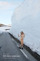 Eva P in North Adventures gallery from NUDE-IN-RUSSIA