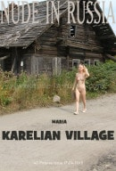 Maria in Karelian Village gallery from NUDE-IN-RUSSIA