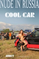 Abbey in Cool Car gallery from NUDE-IN-RUSSIA