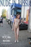 Victoria & Truckers gallery from NUDE-IN-RUSSIA