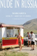 Margarita in Kiosk in the Quiet bay in Crimea gallery from NUDE-IN-RUSSIA