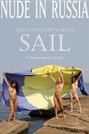 Zeya & Margarita & Irena in Sail gallery from NUDE-IN-RUSSIA