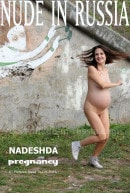 Nadeshda in Pregnancy gallery from NUDE-IN-RUSSIA